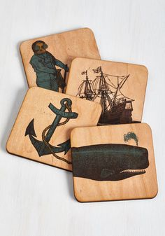 Home & Gifts - Nautical by Nature Coasters