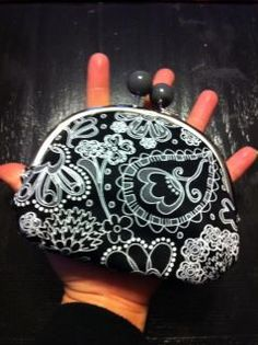 Brand new for Spring 2012= Double Pinch Coin Purse!!!! it is fabulous!!! view all our new products at www.the31gal.com