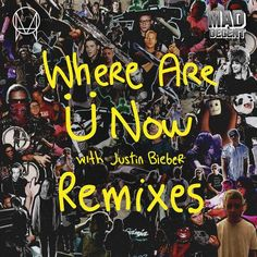 """Listen to the """"Where Are Ü Now"""" remixes featuring Kaskade, Rustie, and Marshmello"""