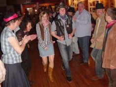 PARTY THEMING IS GREAT WITH A WESTERN THEME Barn Dance, Folk Dance, Country Dance, Country Music, Small American Flags, Wild West Party, Social Dance, Dance Instructor, Western Theme