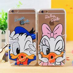 Ultra-Thin-Cute-Couple-TPU-Crystal-Case-Cover-for-iPhone-5S-6-6Plus-6S-Samsung