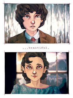 Stranger Things - the Snow Ball - by HennaFaunway.deviantart.com on @DeviantArt