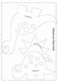 dinossaur felt, dinossauro feltro, moldes de dinossauros, Rex molde, móbile feltro, enfeite, dinossauro, artesanato em feltro, craft, handmade, moldes em feltro, moldes de dinossauros, decoration craft, decoração em feltro, artesanato fácil, arte em feltro, enfeite de dinossauros