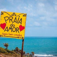 The perfect landscape to begin the month of love! #mondaymotivation Praia do Amor in Pipa Beach, Rio Grande do Norte, Brazil by @liza_gabrielle #beautifullatinamerica   ¡El paisaje perfecto para comenzar el mes del amor! Praia do Amor en Playa de Pipa, Rio Grande do Norte, Brasil #latinoamericahermosa
