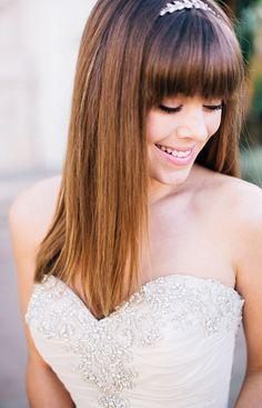 Jewelled Bridal Dress #Margo