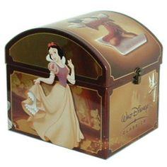 Treasure chest dvd box set