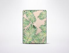Floral iPad Air 2 Case iPad 4 Case Rubber iPad Air 2 by iDedeCase Ipad Mini 2, Ipad 4, Capas Kindle, Samsung Cases, Iphone Cases, Coque Ipad, Ipad Air 2 Cases, Birthday Presents, Cool Designs