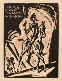 Art-exlibris.net - exlibris by Emil Kotrba for ? ?