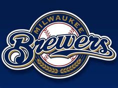 172fd172370 Milwaukee Brewers Primary Dark Logo on Chris Creamer s Sports Logos Page -  SportsLogos. A virtual museum of sports logos