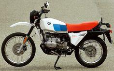 1981  BMW R80 GS