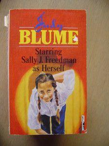 Judy Blume books - I had this exact copy
