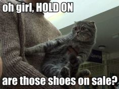 Need shoes...