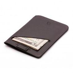 Bellroy Slimmest Noir Card Sleeve  www.garagea.com