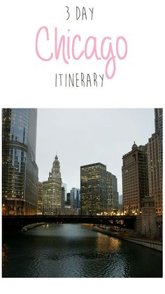 The perfect 3-day Chicago itinerary for first-time visitors. This guide covers the top attractions in the city, including the Cloud Gate in Millennium Park (aka the bean) www.mintnotion.co...