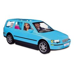 Mattel Barbie Car | Mattel BARBIE HAPPY FAMILY BABY VOLVO CAR - Product Reviews and Prices ...