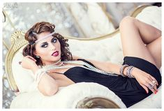 The Great Gatsby Inspired photoshoot - Blog - Wedding Photography in New York
