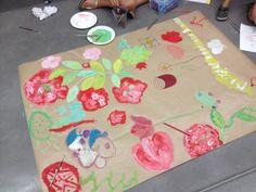Xup-Xup creatiu d'estiu: La flora i la fauna apareix a la canòpia.