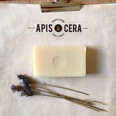 "Notre beau savon Majestic. 100% bio et fait à la main à base de cire d'abeille, miel et lavande de Provence.  Our beautiful hand made 100% organic soap. Made out of beeswax, honey and lavender from Provence. #soap #savon #organic #bio #healthcare #sante #sap #health #skin #skincare #propre #lavande #provence #lavender #beeswax #coldprocess #handmade #faitmain #soapbar #stamped www.apiscera.com"""