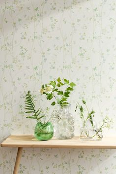 Stunning Scandinavian wallpaper design from the Eco Nature collection.