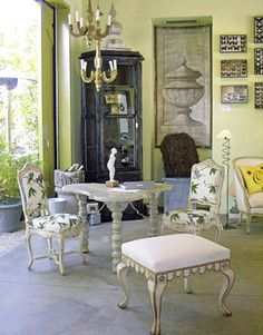 myra hoefer | myra hoefer store at only 500 square feet myra hoefer design is small ...