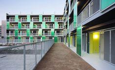 44-Units Social Housing | OpenBuildings