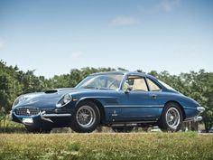 """I build engines and attach wheels to them."" - Enzo Ferrari  1962, Ferrari 400 Superamerica Coupe."