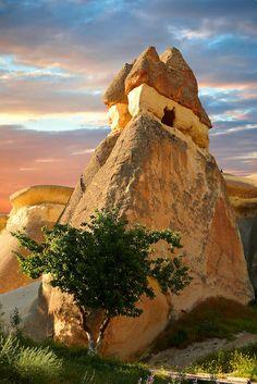 Cappadocia, Turkey ✿⊱╮