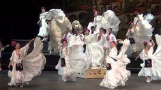 """Baile Folklorico del estado de Veracruz """"Fiesta De Tlacotalpan""""... Ballet Amalia Hernandez."""