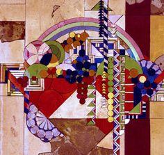 Frank Lloyd Wright Design Elements   S