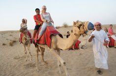 Camel Riding in the Desert - That's me in the red shirt. My first time to ride a camel.: Photo of Dubai Desert Safari with Dune Bashing, Sandboarding, Camel Riding and BBQ Dinner by Viator user Ramonsito G Dubai Things To Do, Desert Safari Dubai, Dubai Deals, Dubai Tour, Dubai Holidays, Safari Holidays, Fun Deserts, Sharm El Sheikh, Dubai Travel