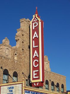 "Palace Theater......Marion, Ohio. Defiantly get this on the list of ""to see"""