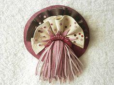 MilicaM / Fialenka morská Hand Fan, Home Appliances, Handmade, House Appliances, Hand Made, Appliances, Craft, Fan