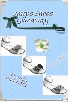 mups shoes #giveaway 1 shoe multiple looks