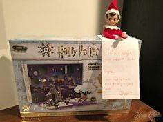 Best Collection of Fun Elf on the Shelf Ideas for 2019 The Elf, Elf On The Shelf, Spiritual Symbols, Christmas Preparation, Old Things, Things To Come, Modern Shelving, Religious Icons, Christmas Activities