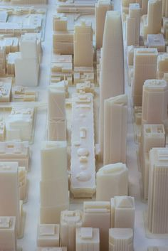 3 | A Massive 3-D Printed Cityscape Reveals The Gentrifying Future Of San Francisco | Co.Exist | ideas + impact