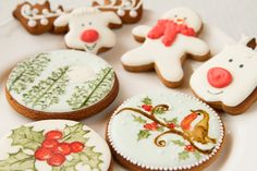 Master-class Christmas Gifts, Sugar, Cookies, Desserts, Master Class, Food, Ideas, Frosted Cookies, Holiday Gifts