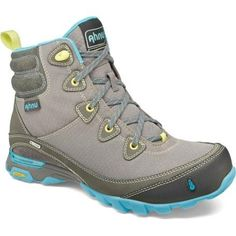 Ahnu Sugarpine Waterproof Hiking Boots - Women's I want the Astral Aura color or the Gray :D