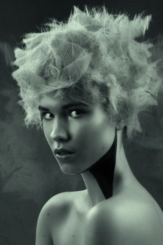 Perfectly Broken - Sam-James Cockayne #hair #collection at http://salonmagazine.ca/en/collections.html