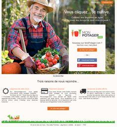 Bienvenue sur Monpotager.com !  www.monpotager.com