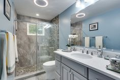 10 Best Bathroom Remodel Tips and Ideas - You Should Learn  #BathroomRemodel #bathroomideas