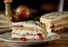 Paul Hollywood White Lady Cake recipe
