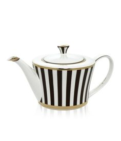 Henri Bendel Tea Pot- Henri Bendel