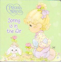 Spring Is in the Air (Precious Moments Board Books): Amazon.com: Books