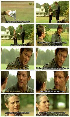 The Walking Dead  ..  deleted scene