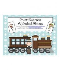 Polar Express ABC Game