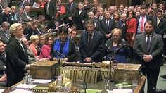 MPs back legislation to give the prime minister the power to begin Brexit negotiations by 498 votes to 114.