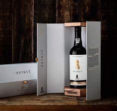 Дизайн упаковки коллекции вин