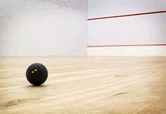 Fit For Squash - to help my game