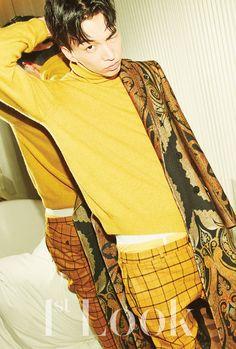 1st Look Magazine Title: Log On Now Models: BEAST's Lee Gi Kwang, 4minute's Gayoon & Do Sang Woo Photographed by Kim Hui Jun Vol.75