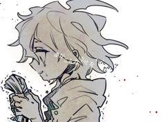 anime, crying, and anime boy image